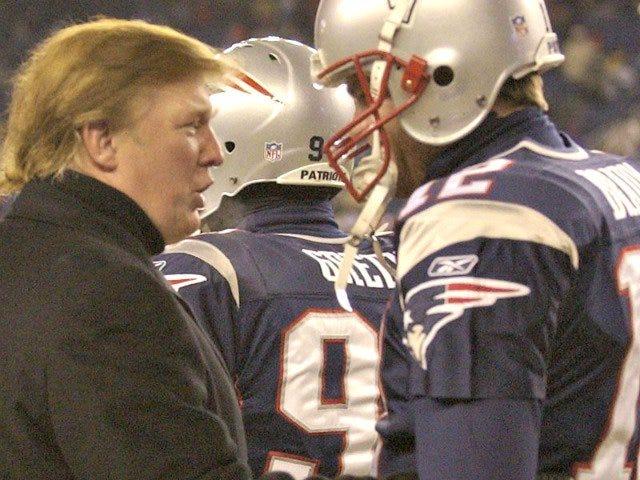Brady & Trump