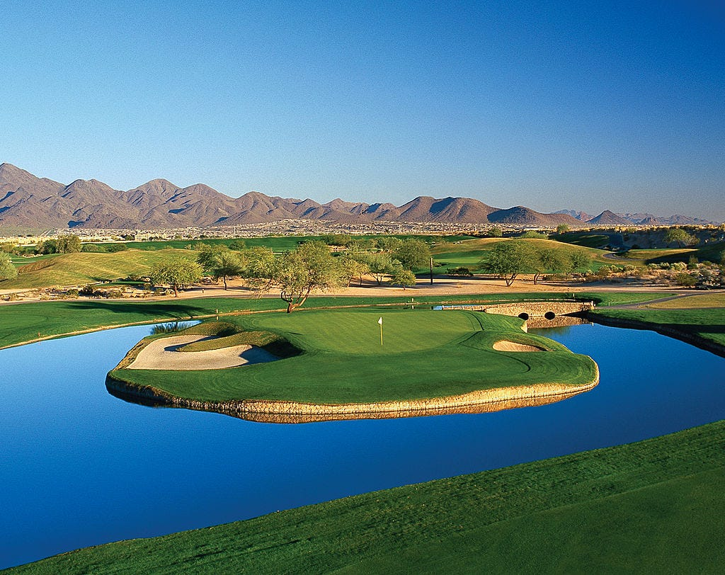 PGA TOUR - 2002 TPC Scottsdale