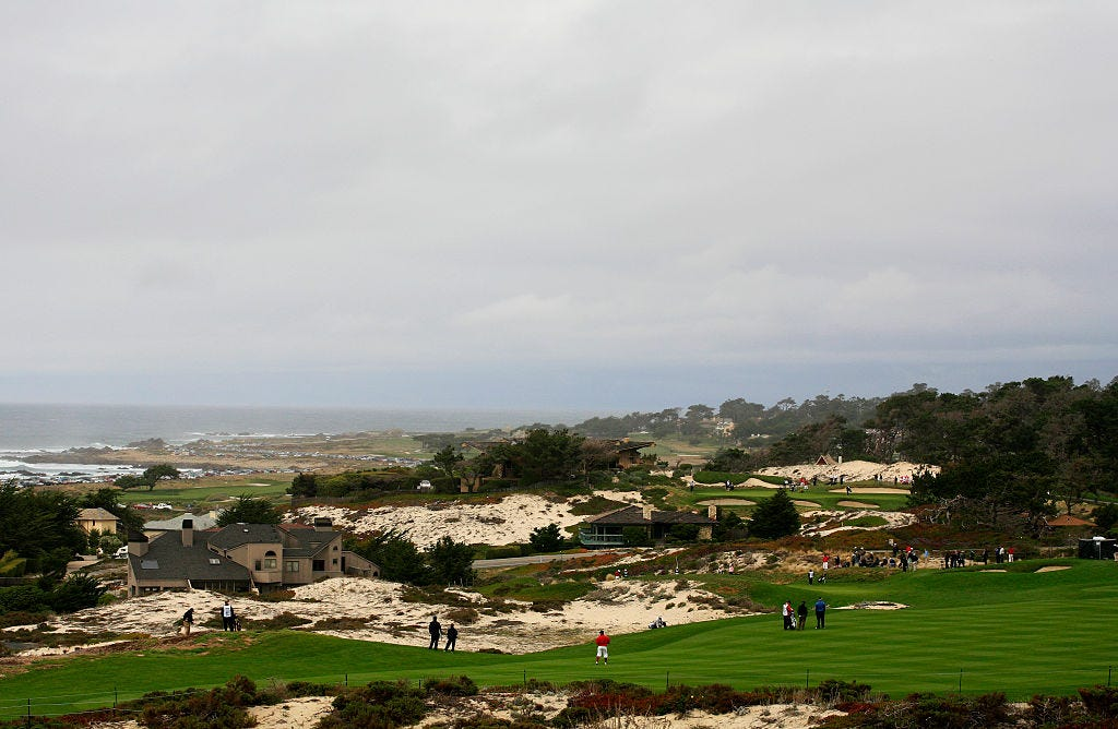 Golf- Pebble Beach National Pro-AM