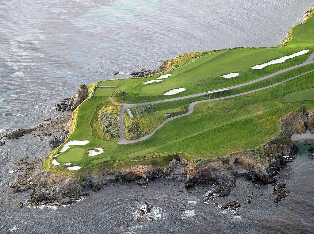 US Open Course Previews