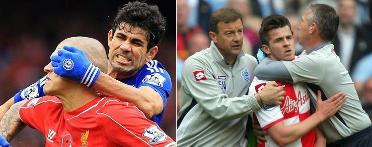 Football - Barclays Premier League - Liverpool v Chelsea