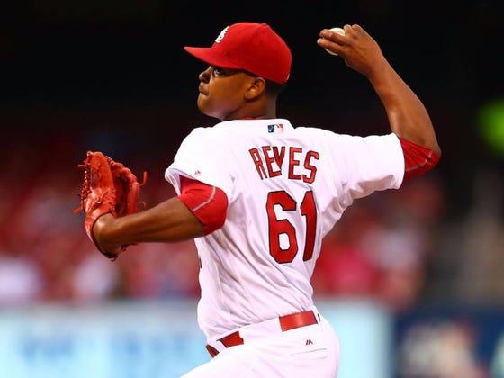 Cardinals Top Prospect Alex Reyes Will Undergo Tommy John Surgery