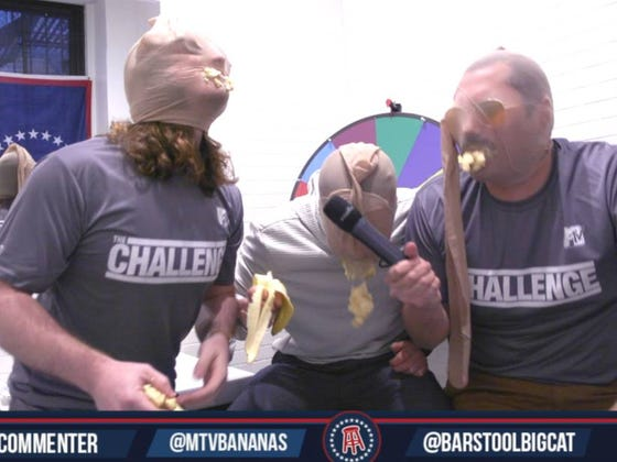 Pardon My Take Exit Interview With Johnny Bananas