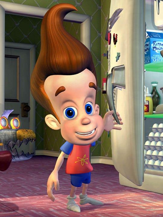 ``The Adventures of Jimmy Neutron: Boy Genius'' airs Sunday on Nickelodeon.