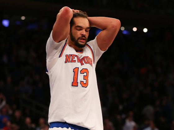 Joakim Noah Is Reportedly Likely To Undergo Knee Surgery And Miss The Rest Of The Season