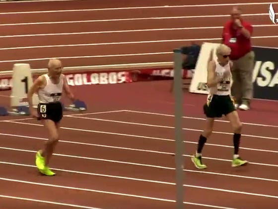 Witness One Of The Most Electric Photo-Finishes In Track History