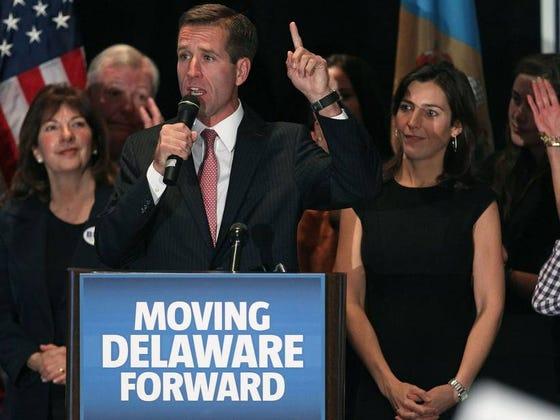 Beau Biden's Widow Is Now Having An Affair With Joe Biden's Other Son