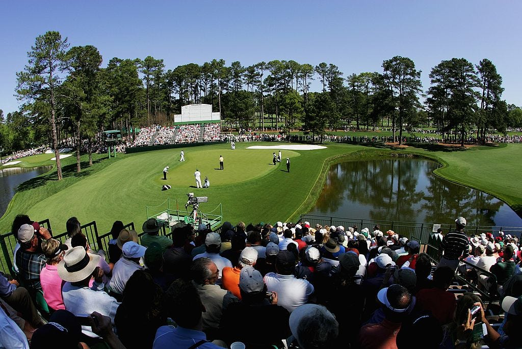 Masters Preview - Day 2