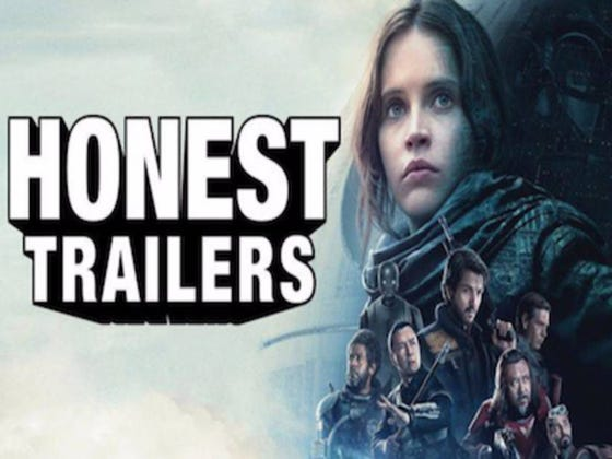 Wake Up With The Rogue One Honest Trailer