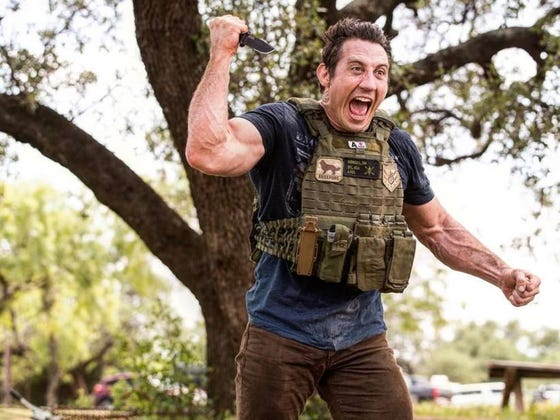 UFC Veteran And American Badass Tim Kennedy Reenlists In The Army
