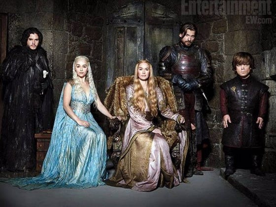 Top 5 Game Of Thrones Stars Will Make $2.5 Million An Episode