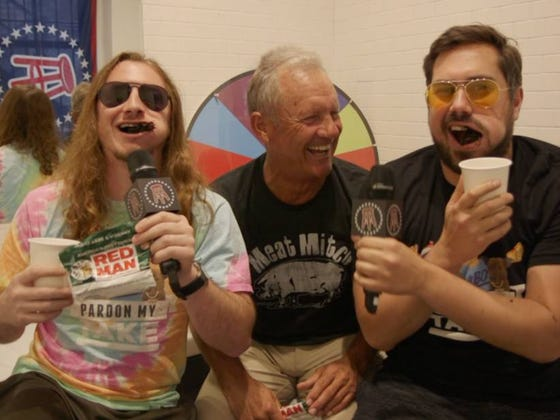 Pardon My Take Exit Interview With George Brett