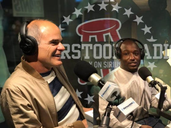 Best Of Barstool Radio Featuring Hannibal Buress, Michael Kelly (AKA Doug Stamper) And Frankie Midnight