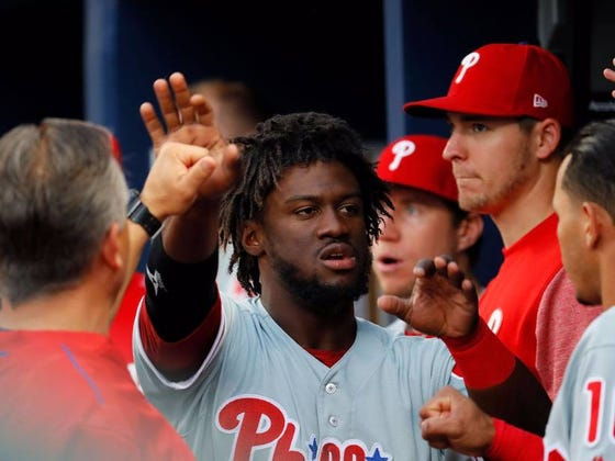Mike Schmidt Chimes In With A Flaming Hot Take: Odubel Herrera Is Not A Player The Phillies Can Build Around Because He Speaks Spanish