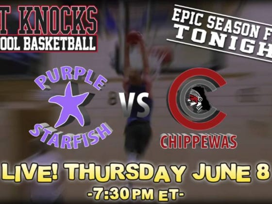 Soft Knocks: Barstool Purple Starfish Vs. Tex's Chippawas Will Be Broadcasted Tonight At 7:30PM - ONLY ON THE BARSTOOL APP