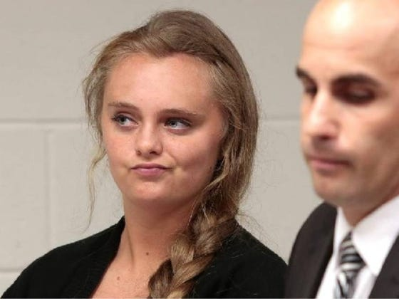 The Worst Person on Earth is Found Guilty of Talking Her Boyfriend into Suicide