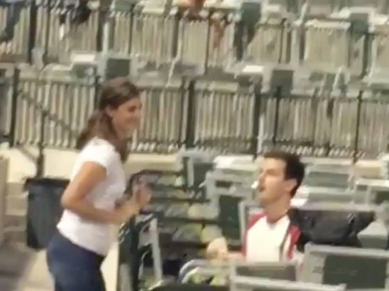 Nothing Says Romance Like A Minor League Baseball Game: Dude Gets Cringeworthy Wedding Proposal Rejected In His Face
