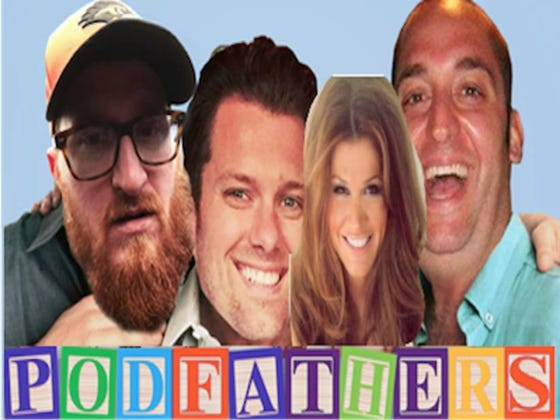 The Podfathers Featuring The Podmother Lynette Carolla