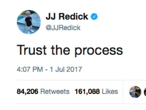 The Sixers Sign JJ Redick And Amir Johnson To Unbelievable One Year Contracts