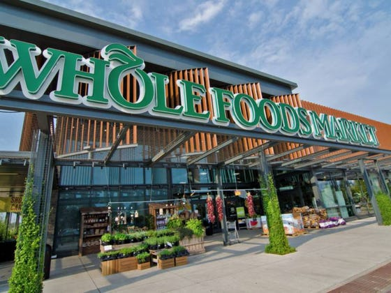 Rich Banker Tries To Smuggle $210 Of Whole Foods Shit In His Kids' Baby Stroller