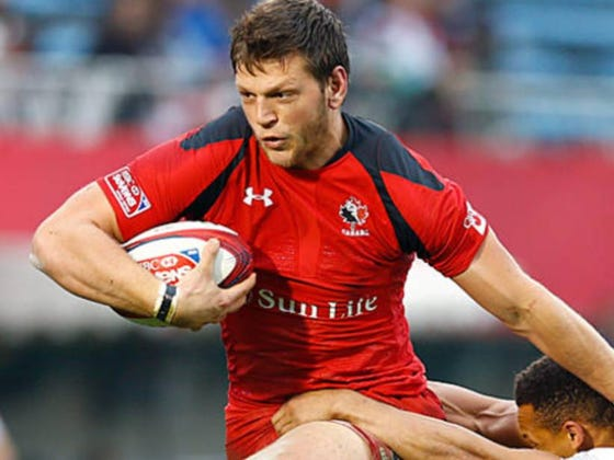 The Eagles Sign A 6'5, 265lb Canadian Rugby Star Because Why The Hell Not?