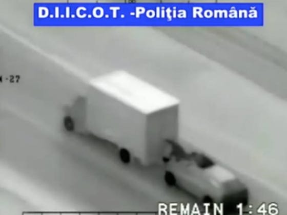 Fresh Off A Fast And Furious Binge, Dutchman Tries To Rob A Moving Truck