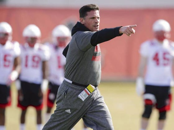 """Three Days After Running From Press, Bob Diaco Says """"I've Never Run From Anything In My Life"""""""