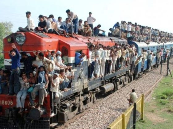 """India Is Joining The 21st Century With A Brand New """"Human Friendly"""" Bullet Train"""
