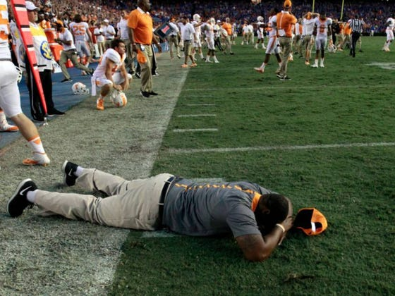 Top 10 Worst Bad Beats From Week 3 Of College Football