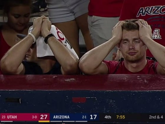 Top 10 Worst Bad Beats From Week 4 Of College Football