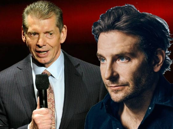 Bradley Cooper Has Reportedly Been Offered The Role Of Vince McMahon In His Upcoming Biopic