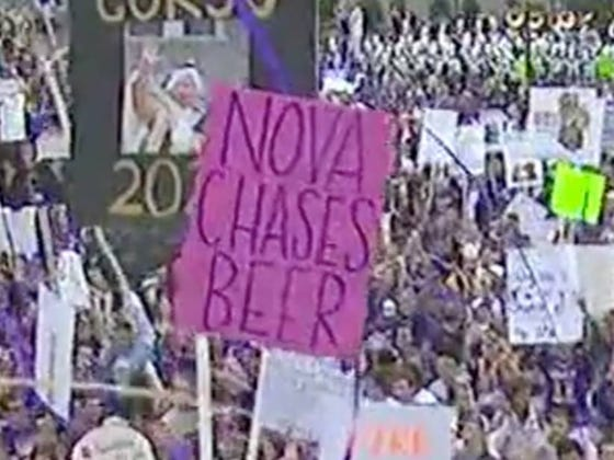 Best GameDay Signs LIVE From James Madison
