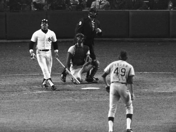 On This Date in Sports October 18, 1977