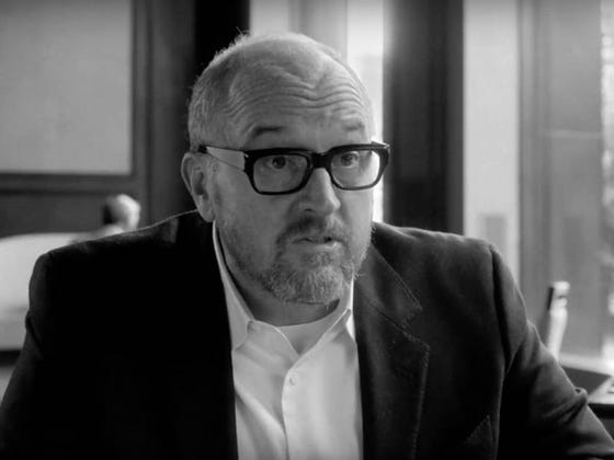 "Louis CK's Trailer For His Movie ""I Love You, Daddy"" Could Not Have Dropped At A Weirder Time"