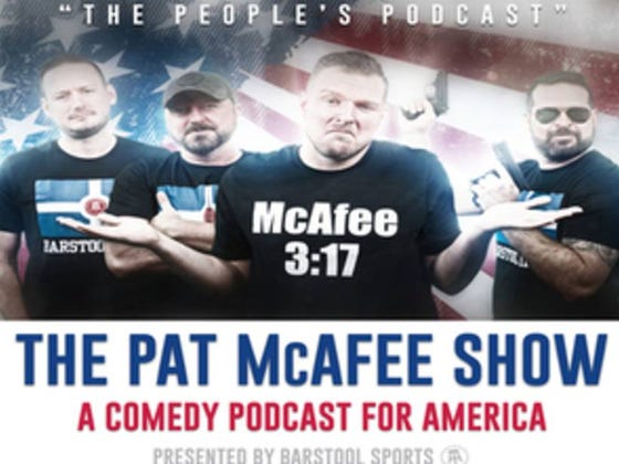 The Pat McAfee Show 10-20 12 Hour Psychedelic Trip
