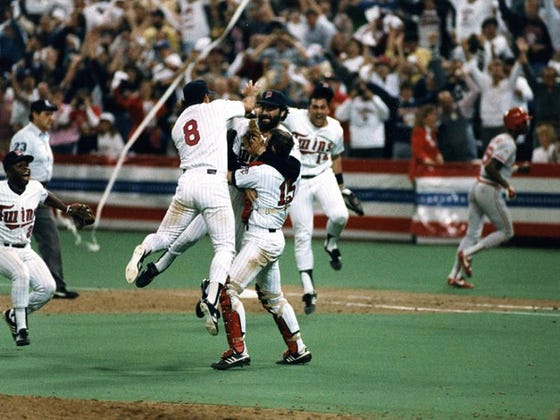 On This Date in Sports October 25, 1987