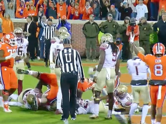 Top 10 Worst Bad Beats From Week 11 Of College Football