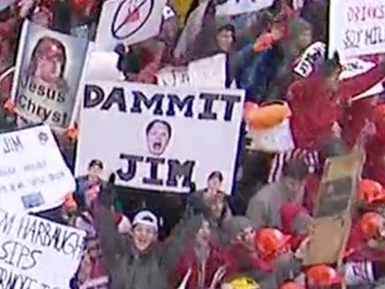 GameDay Signs Live From Madison
