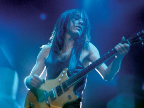 AC/DC Guitarist And Co-Founder Malcolm Young Passed Away Today