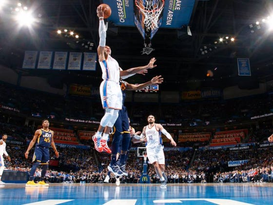 Last Night In The NBA: Career Highs and Triple Doubles