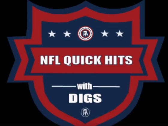 NFL Quick Hits