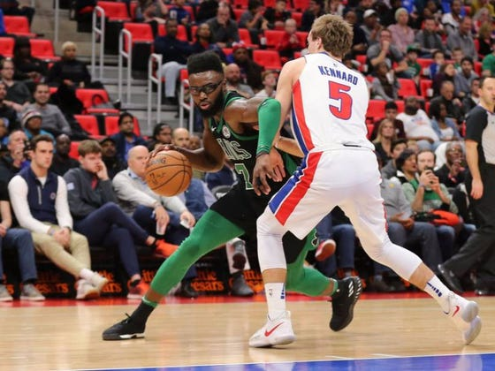 The Celtics Got Their Revenge With A Convincing Win In Detroit