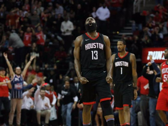 Last Night In The NBA: James Harden Is Unreal