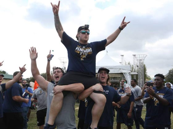 Bad Boy Mowers Gasparilla Bowl Holds Glorious Lawn Mower Race Between FIU And Temple
