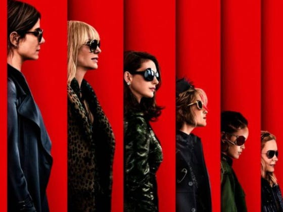 The Trailer For 'Ocean's 8', An All-Female Reboot Of 'Ocean's Eleven', Is Out