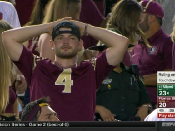 Reddit User Discovers Florida State Isn't Bowl Eligible, NCAA Finds Out And Couldn't Care Less