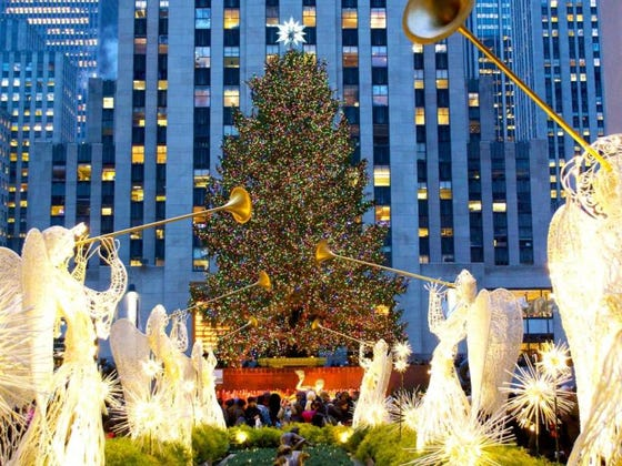 Its Christmas In New York Again