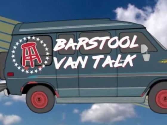 #1) Barstool Van Talk Episode 1: The Complete Transcript