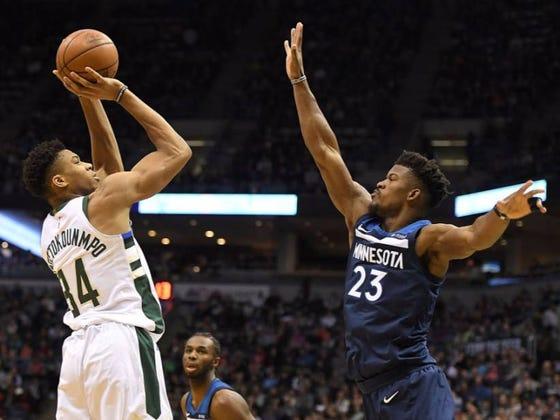 Last Night In The NBA: Comebacks Were All The Rage