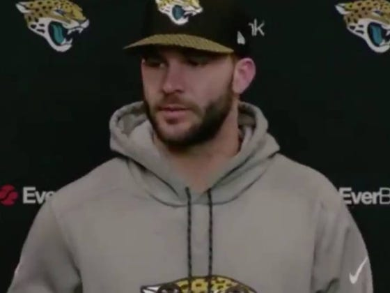 """When Asked About UCF's Peach Bowl Win, Blake Bortles Responded, """"National Champs"""" With A Straight Face"""
